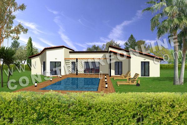 17 nouveaux mod les de plans de maison dans le catalogue for Modele de plan de maison