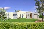 maison design contemporaine avec baies vitrées en alu