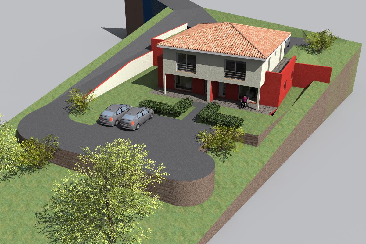 Constructeur De Maison Gers projet de construction de logements locatifs dans le gers |