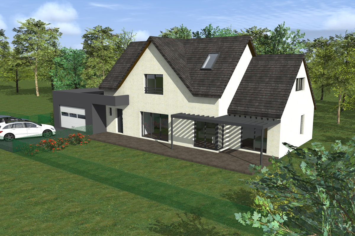 Minecraft maison moderne a construire ventana blog for Minecraft maison moderne plan
