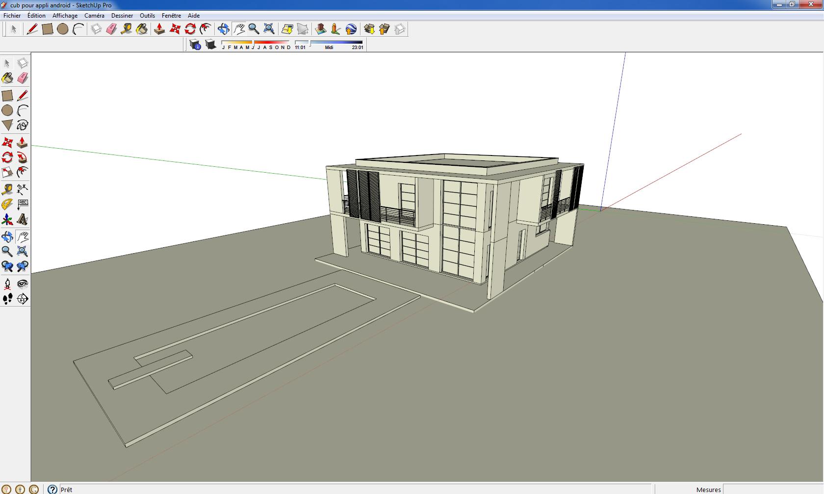 Sketchup maison telecharger ventana blog for Plan maison sketchup gratuit