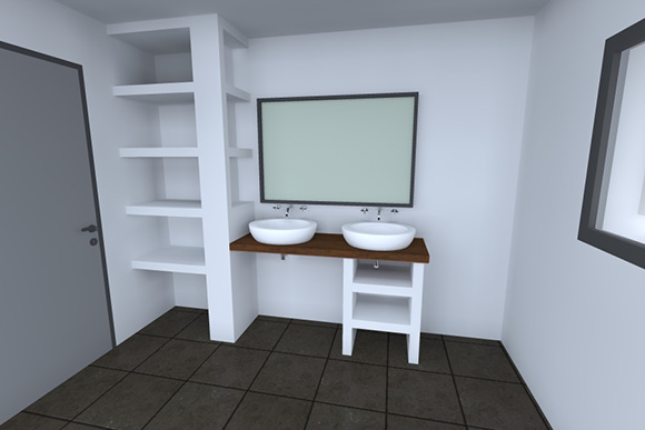 perspectives 3d r alis es par construireonline. Black Bedroom Furniture Sets. Home Design Ideas