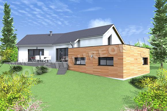 Plan sur mesure dessin par construireonline for Dessine mes plans de maison