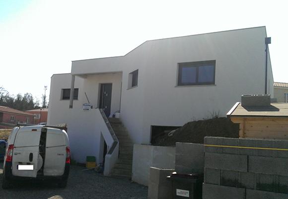ConstruireOnline a dessiné cette maison contemporaine