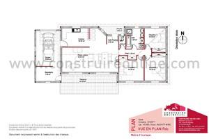 Plan De Maison Gratuit En Ligne Construire On Line