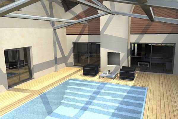 modele terrasse moderne elgant modele de terrasse en bois pergola bois moderne en modles adosss. Black Bedroom Furniture Sets. Home Design Ideas