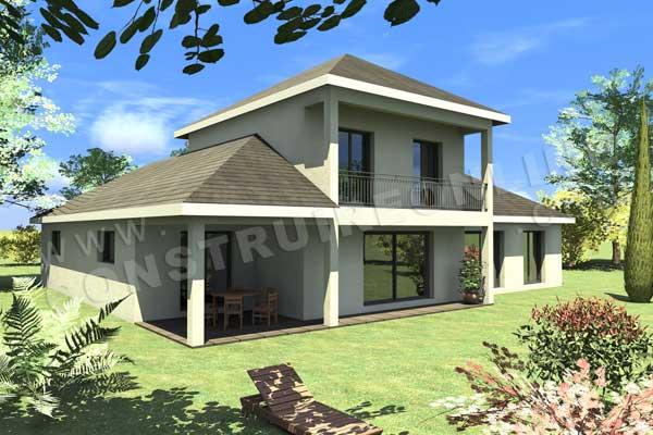 Plan de maison carlit for Plan maison online
