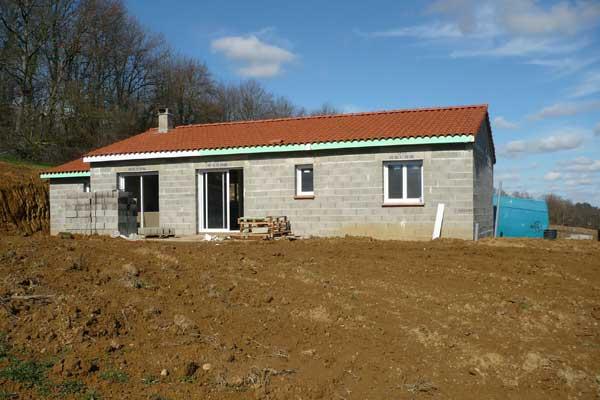 Plan de maison traditionnelle didi house for Construction virtuelle maison gratuit