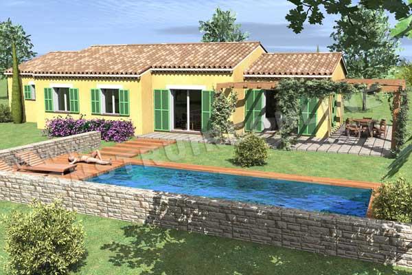 Plan de maison traditionnelle ambilys for Des traditions de conception des plans de maison