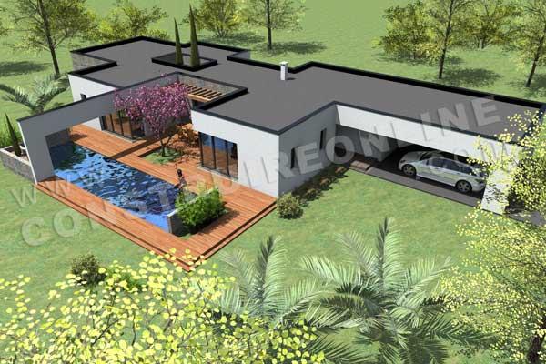 Plan de maison tokyo for Acheter plan maison