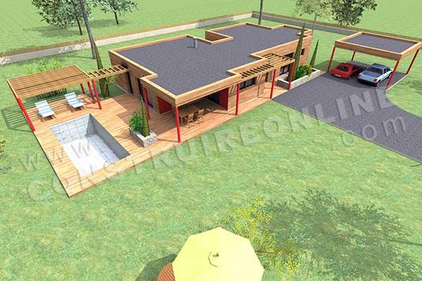 voir ma maison vu du ciel gratuitement ventana blog. Black Bedroom Furniture Sets. Home Design Ideas