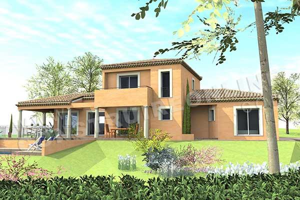 Plan de maison traditionnelle constellation for Plan de maison traditionnelle