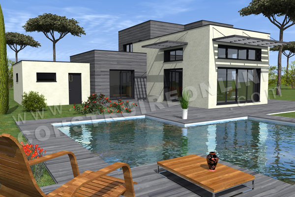 Plan de maison omega for Plan maison online