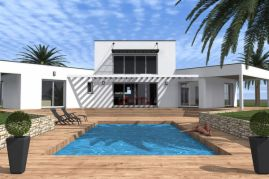 maison contemporaine etage EPITAPH 2
