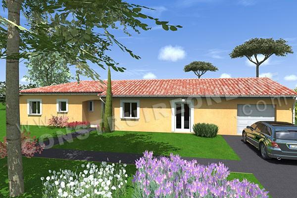 mezzanine plan maison plain pied 4 chambres avec sous sol plan maison plain pied - Maison Plain Pied Avec Mezzanine