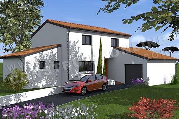 plan de maison etage murcia 1 - Modification De Plan De Maison