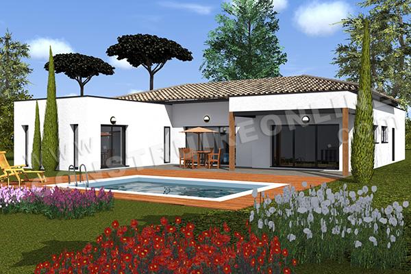 Vente de plan de maison - Plans de maisons modernes ...
