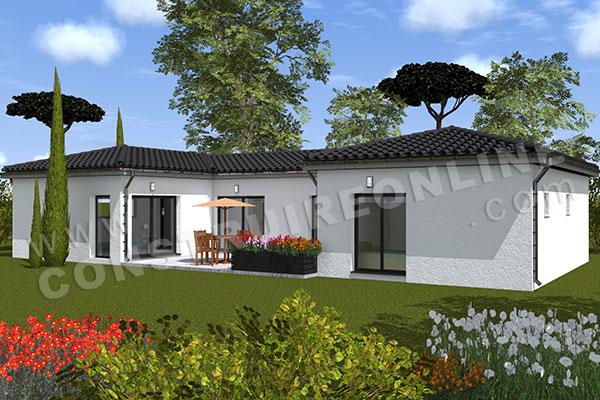 House Plan Modern Chiesa