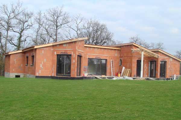 Plan de maison krok note for Forum construction maison