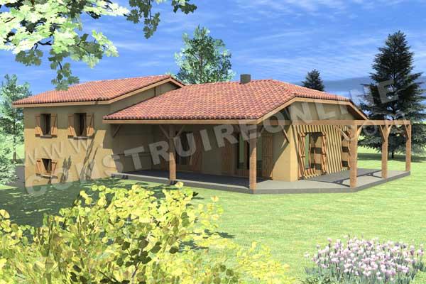 Vente de plan de maison for Plan maison sous sol