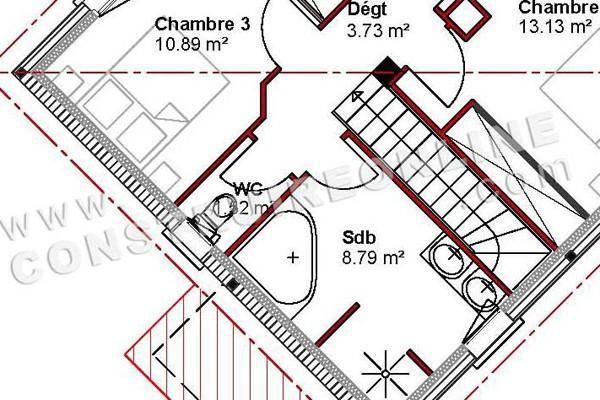 Plan De Maison Moderne Gratuit Pdf  Plan De Petite Maison Simple