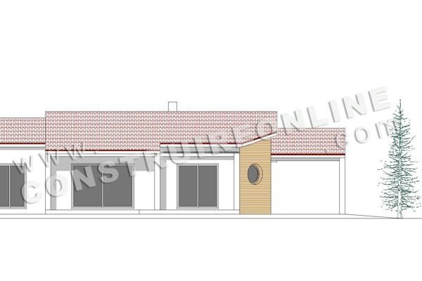 House Plan Moderne Sunrise