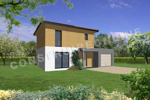 Vente de plan de maison petit budget for Budget maison bois