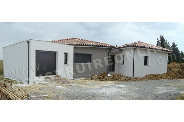 Construction villefranche de lauragais for Chiffrage construction maison